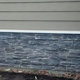 Window side Masonry work