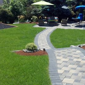 Garden center path Paving Stones